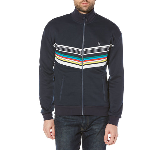 Le Tigre Men's The City Hoodie Track Jacket