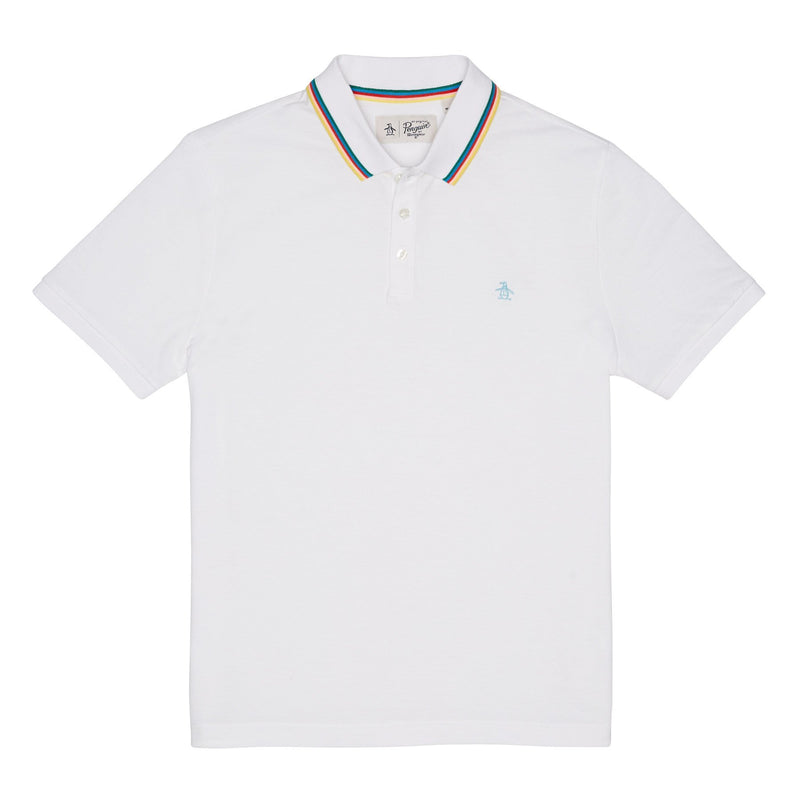 Original Penguin Men's Tipped Birdseye Polo Shirt