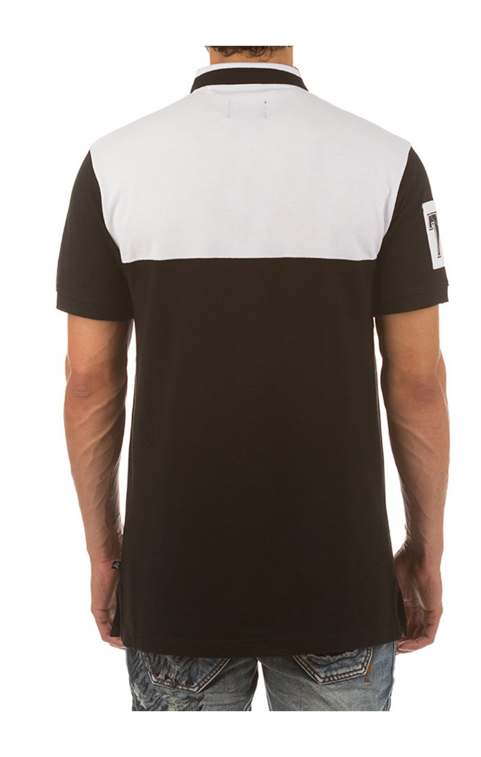 Play Cloths Men's Powerhouse Polo Shirt