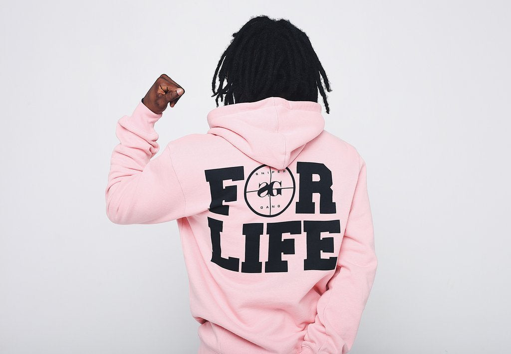 Sniper Gang For Life Sweatshirt Hoodie