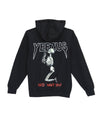 Yeezus Praying Skeleton Hoodie Sweatshirt