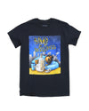 Eleven Paris x Playboy Men's Lapla Allover Bunny Printed T Shirt