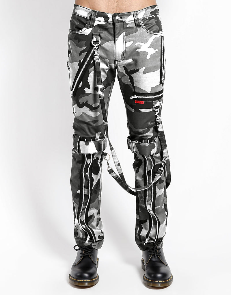 Tripp NYC Men's Camo Bondage Pants