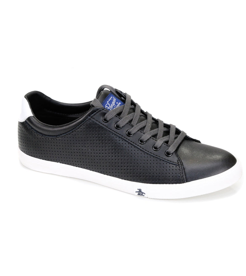Muerte/'s men/'s Black Lace-up low top Sneakers