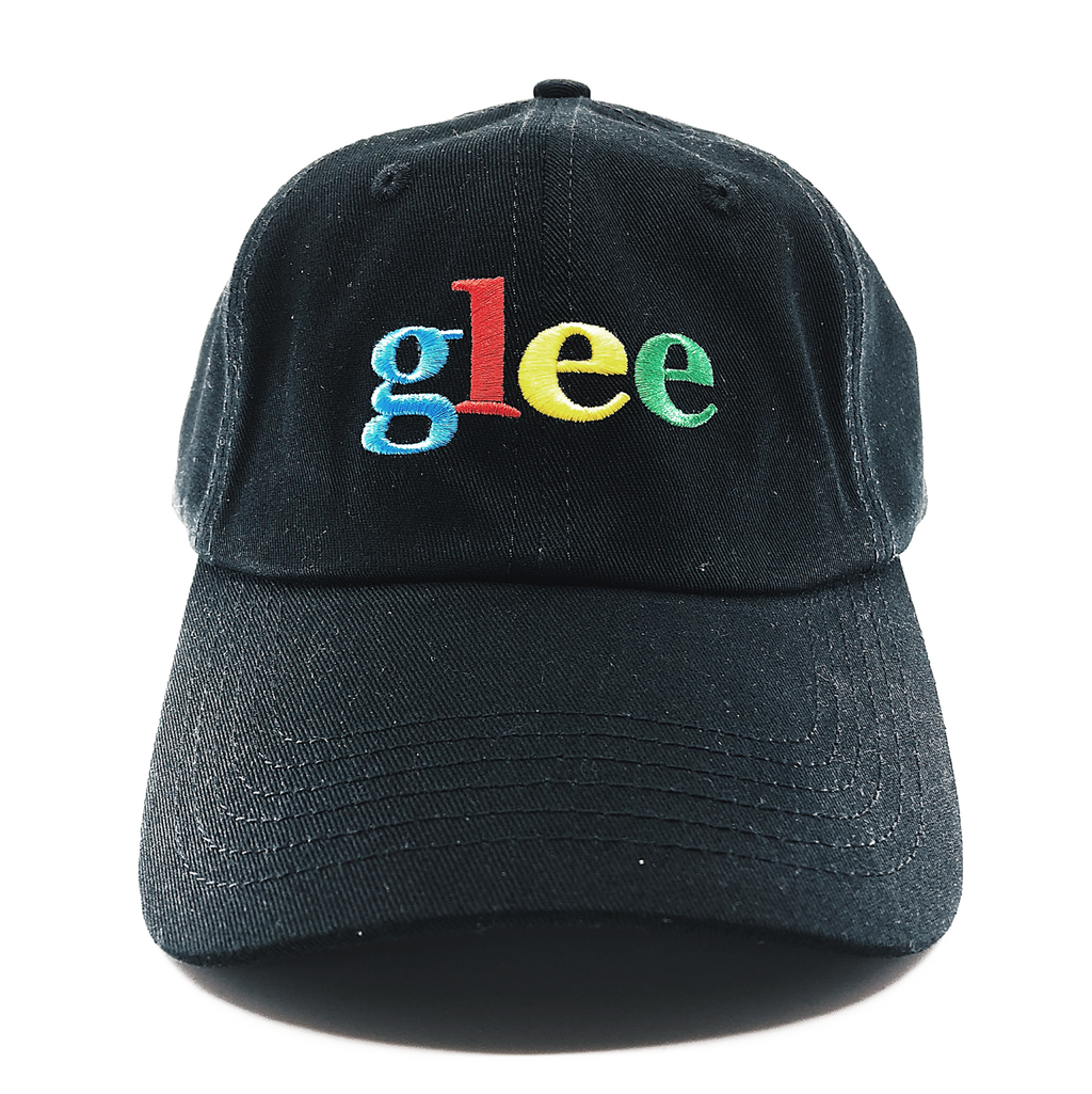 Sniper Gang Glee Dad Hat (Black, One Size)