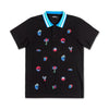 Pink Dolphin Men's Icons Polo Shirt