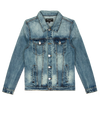 Trinity Kays Kulture Sahara Denim Jacket With Removable Sherpa Collar
