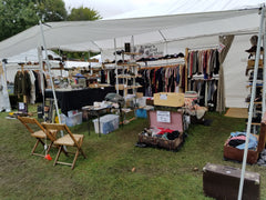 Rockford WWII Days 2016 - War's Ends Shop