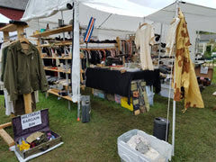 Rockford WWII Days 2016- War's End Shop