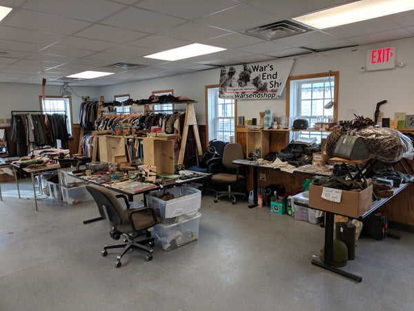 Fort Indiantown Gap Battle of the Bulge 2018 - War's End Shop