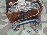 1940 FF33 WORKING Field Phone