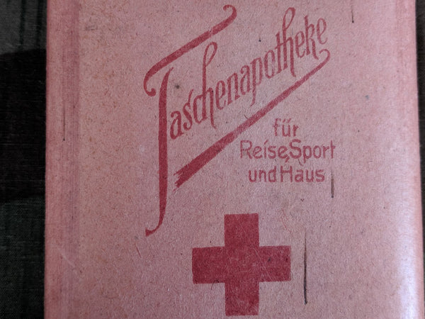 Taschenapotheke First Aid Kit