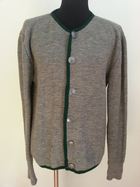 1940s/1950s WWII German Traditional Sweater Trachten