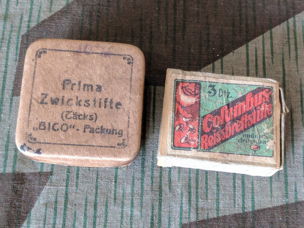 SALE: 2 x Thumbtack Boxes