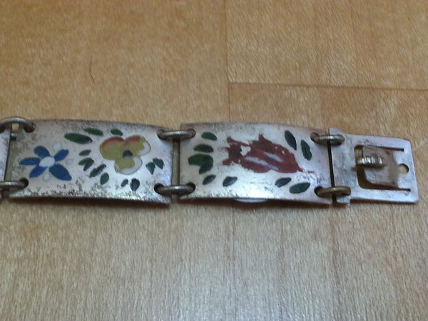German Handpainted Bracelet