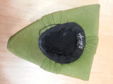 Green Triangle Hat