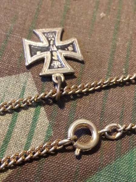 Iron Cross Necklace