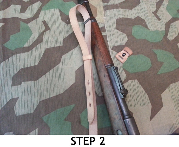Reproduction K98 Rifle Sling
