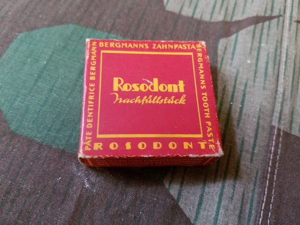 Original Rosodont Tooth Soap Refill Package