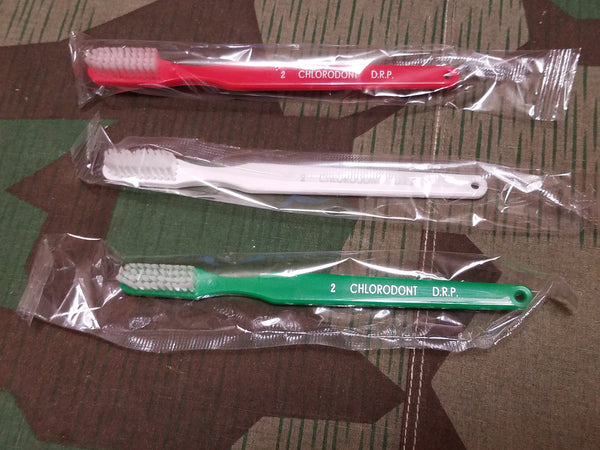 New Chlorodont Toothbrushes