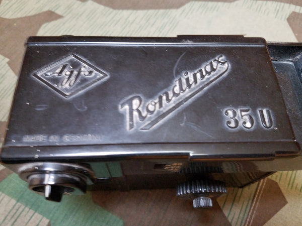 Agfa Camera Film Developer Rondinax 35u