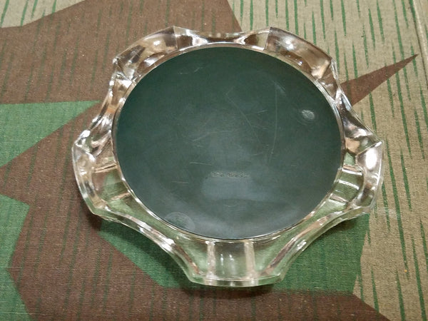 Glass Edelweiss Luzern Swiss Ashtray