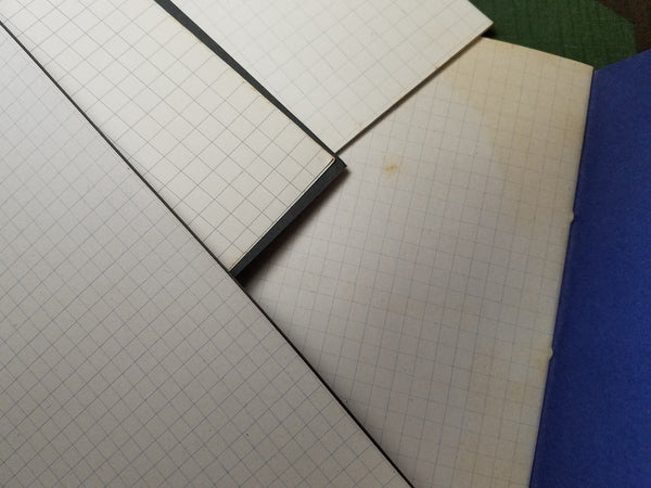 Graphic Paper Notebooks