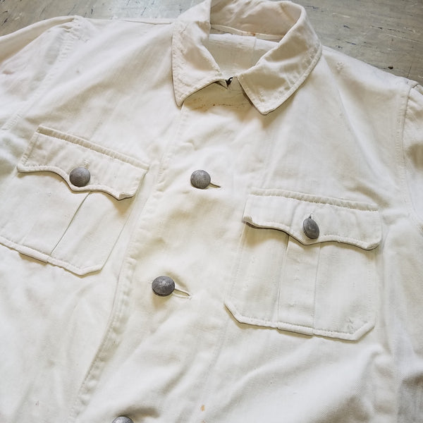 Original White HBT Uniform Jacket