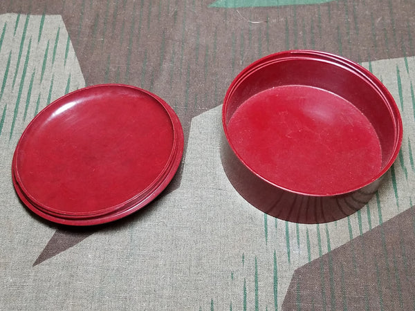 Bakelite Game Piece Container