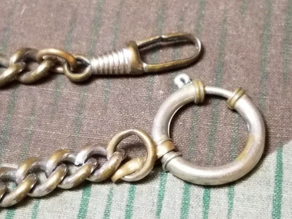 German Pocket Watch Chain
