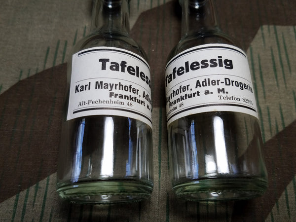 Adler Drogerie Tafelessig Vinegar Bottle