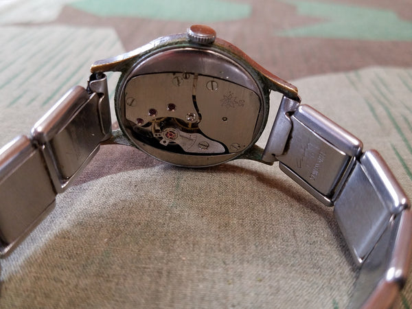 Period Junghans 15 Ruby Wristwatch