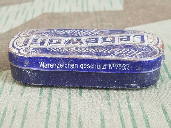 Lebewohl Foot Bandage Tin (as-is)