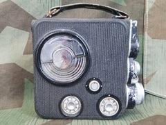 Vintage WWII 1940s German Eumig Film Camera