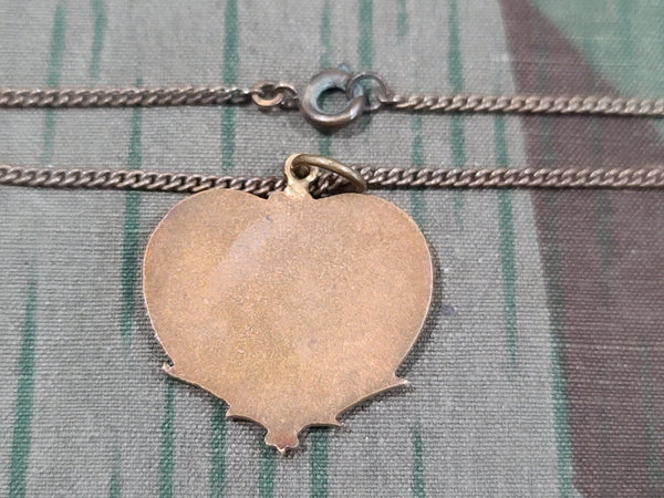 Bad Elster Heart Necklace