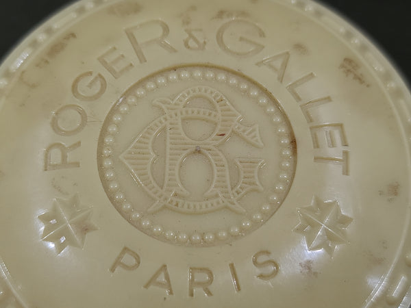Vintage Roger & Gallet Paris Soap Container