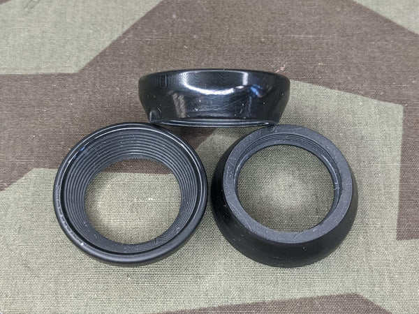 3D Printed German 6X30 Binocular Eyepieces - 2.0 - Resin - 0.03 - (Restock Coming Soon!)