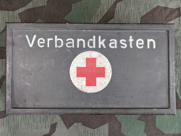 Original Verbandkasten in Good Condition EMPTY
