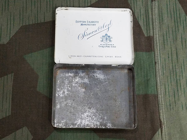 Simon Arzt Cigarette Tin No.70L