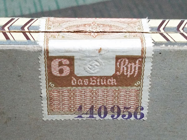 Hanseatenstolz Cigarillo Box