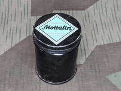 Black Mottalin Moth Protection Tin