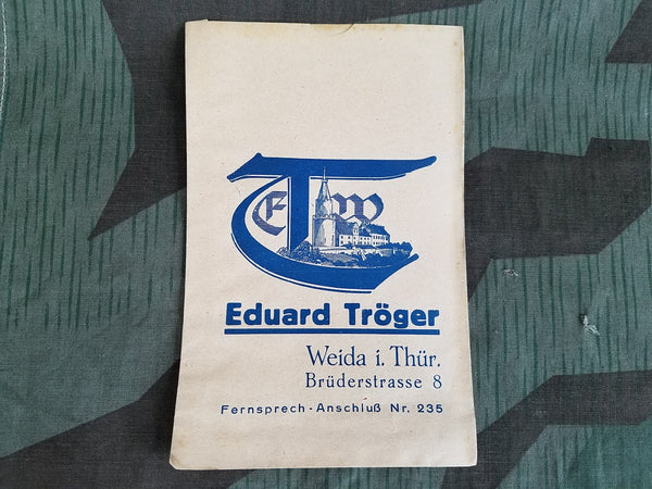 Eduard Tröger General Store Bags (Set of 3)