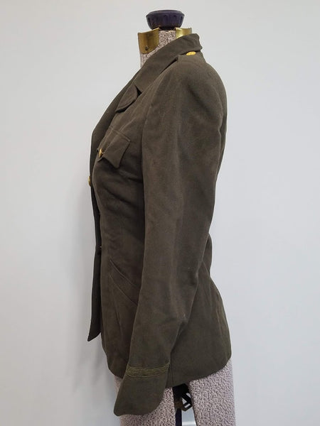 "WAC / ANC Officer's Jacket <br>(B-33"" W-27"")"