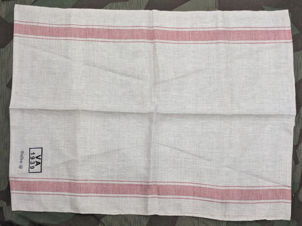 Linen Hand Towels w/ Markings