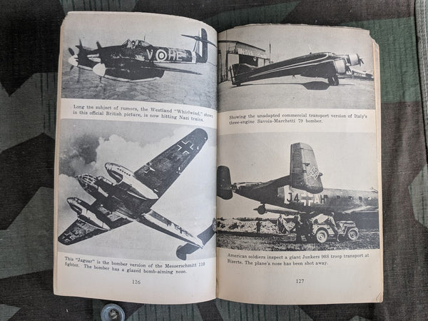Aircraft Recognition Book