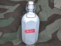 Aluminum Flip Top Bottle Markill