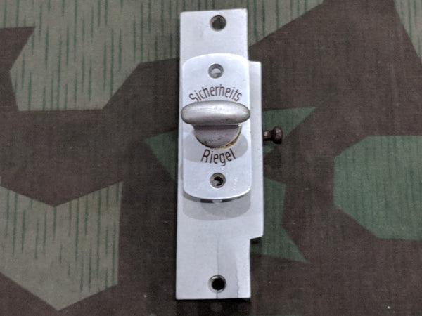 German Door Latch Sicherheit Riegel