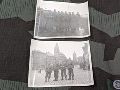 2 Photos of Soldiers