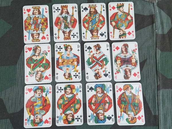 Original Box of 12 Skat Nr. 39 Playing Card Decks