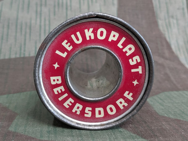 Leukoplast Bandage Tin